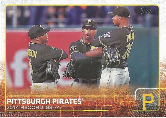 15 T1 Pittsburgh Pirates