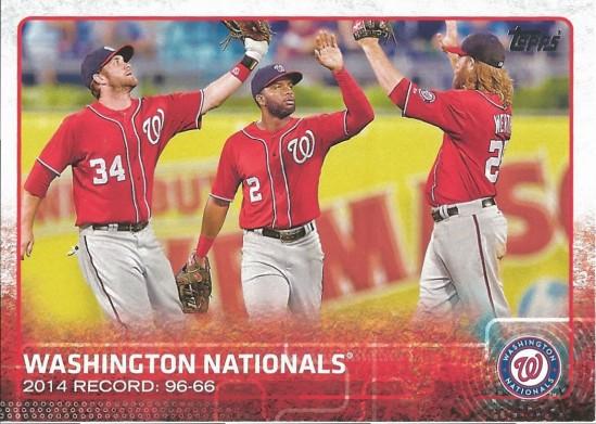 15 T1 Washington Nationals