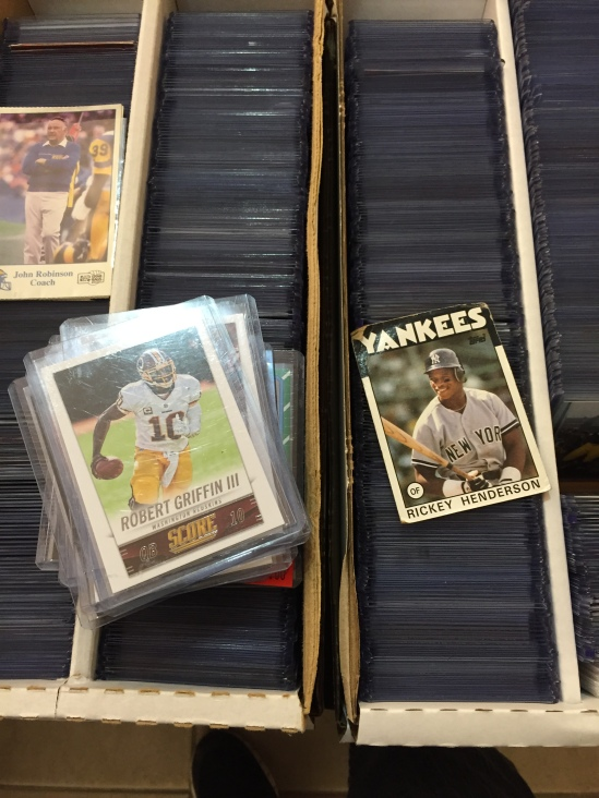 86 T WC 01:31 card show