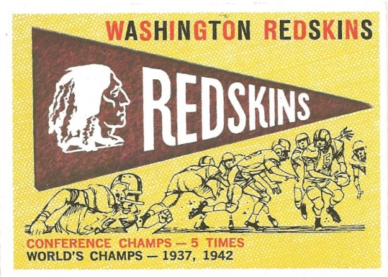 168-washington-redskins-pennant-a