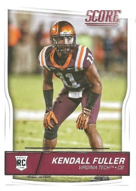 16 SC Kendall Fuller