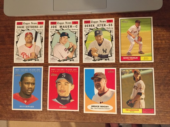 2010 Topps Heritage