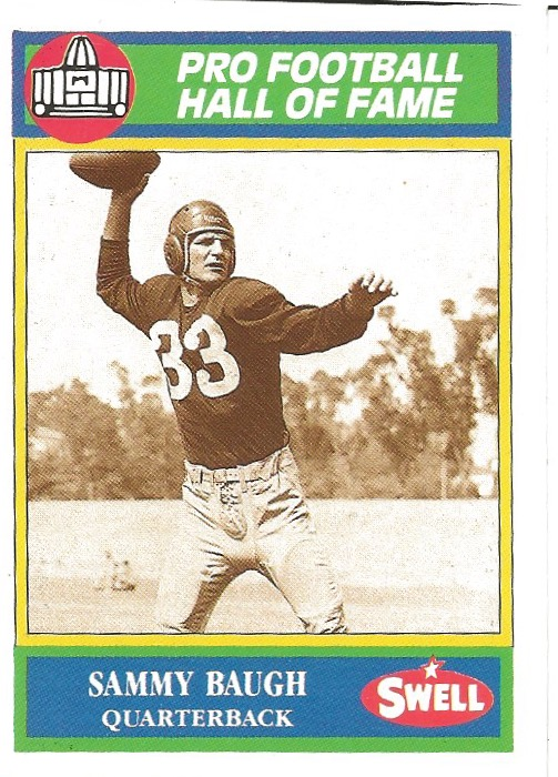 90 SW Sammy Baugh