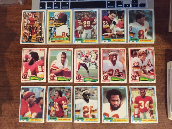 Redskins Lot