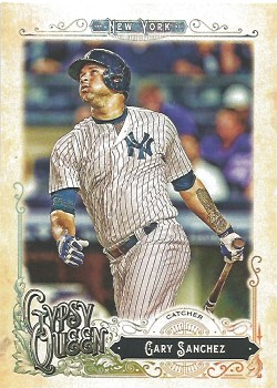 17 GQ Gary Sanchez