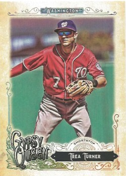17 GQ Trea Turner